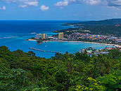 Jamaican Coastal City