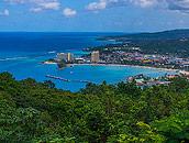 Jamaican Coastal City